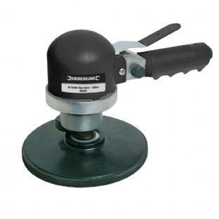 Silverline 580430 150mm Air Sander & Polisher